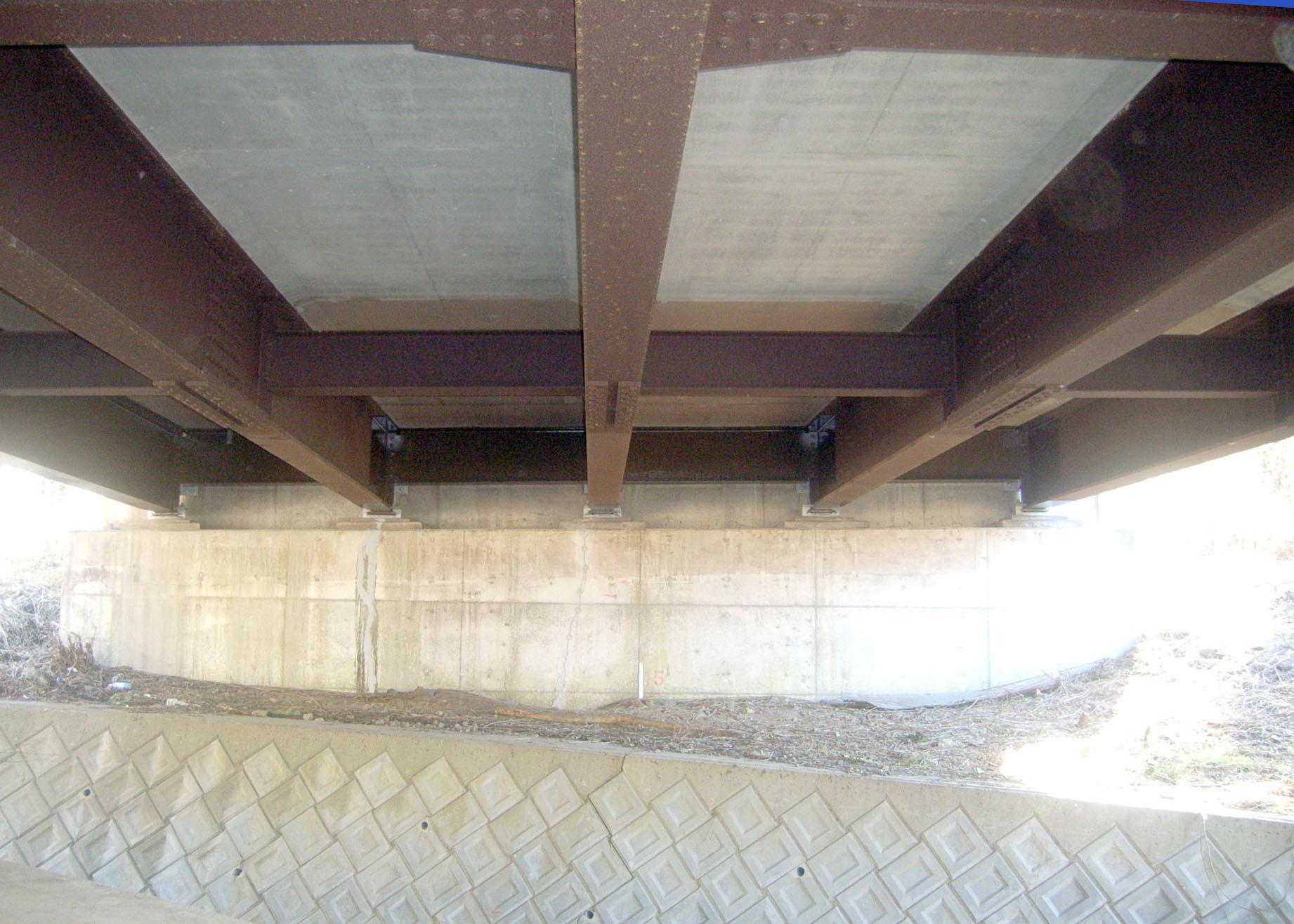国469号防災・安全交付金 界橋橋梁補修工